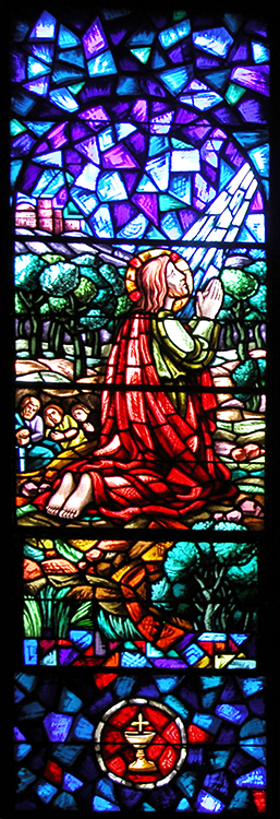 Jesus in the Garden of Gethsemane