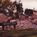 1983 - Old Church Demolition photo album thumbnail 28